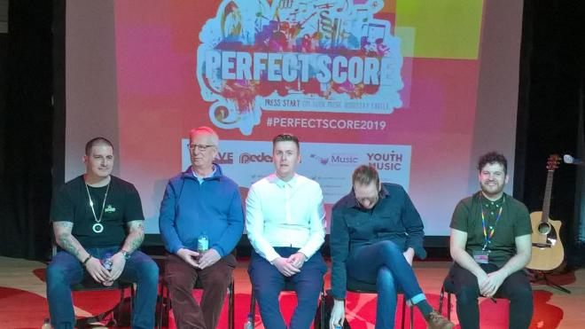 Music Conference March 2019 - panel
